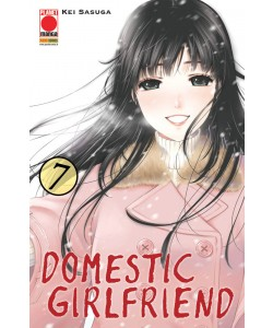 Domestic Girlfriend - N° 7 - Domestic Girlfriend - Collana Japan Planet Manga