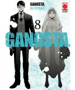 Gangsta - N° 8 - Gangsta. - Planet Manga