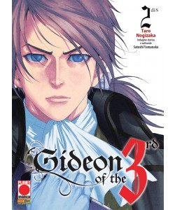Gideon Of The 3Rd - N° 2 - Gideon Of The 3Rd - Manga Icon Planet Manga