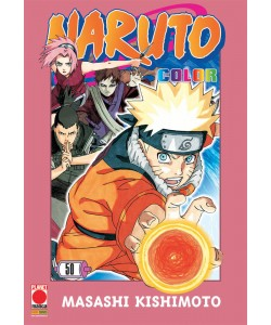 Naruto Color - N° 50 - Naruto Color - Planet Manga