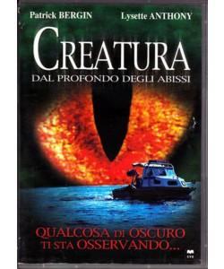 Creatura Dal Profondo Degli Abissi - Bergin, Anthony (DVD)