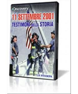 11 settembre 2001 - Testimoni della storia (Documentario Discovery Channel DVD)
