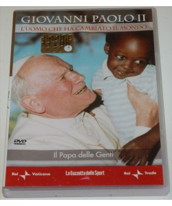 GIOVANNI PAOLO II Il Vescovo del Mondo - DVD Documentario TV - vol.3