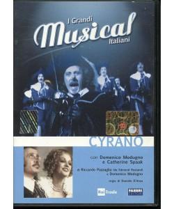 Cyrano Musical con Modugno e Catherine Spaak DVD