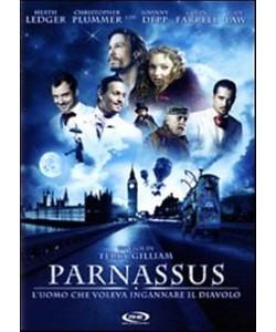 Parnassus - L'Uomo Che Voleva Ingannare Il Diavolo - Johnny Depp, Heath Ledger (DVD)