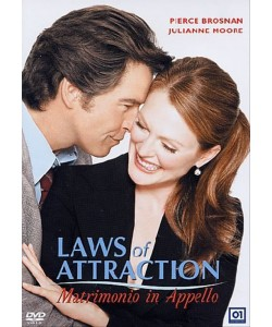 Laws Of Attraction - Matrimonio In Appello - Pierce Brosnan, Julianne Moore, Parker Posey (DVD)