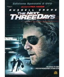 The Next Three Days (Special Edition) (2 Dvd) - Russell Crowe, Elizabeth Banks, Michael Buie