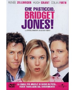 Che Pasticcio, Bridget Jones! - Renee Zellweger, Hugh Grant, Colin Firth (DVD)