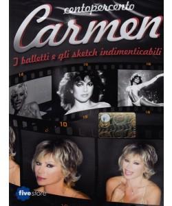 Centopercento Carmen - Carmen Russo (DVD)