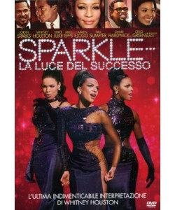 Sparkle - La Luce Del Successo - Jordin Sparks, Whitney Houston, Mike Epps (DVD)