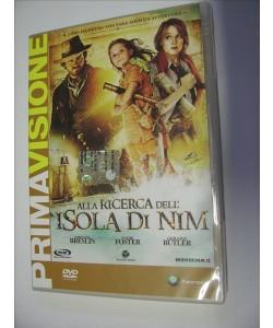 Alla Ricerca Dell'Isola Di Nim - Jodie Foster, Gerard Butler, Abigail Breslin (DVD)