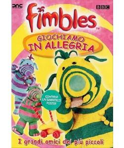 Fimbles - Giochiamo In Allegria (DVD BBC)