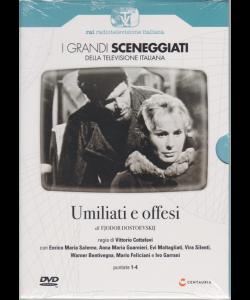 I grandi sceneggiati della televisione italiana - Umiliati e offesi di Fjodor Dostoevskij - puntate 1-4 - 15/11/2018 - settimanale