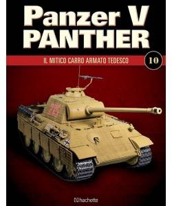 Costruisci il leggendario Panzer V Panther uscita 10