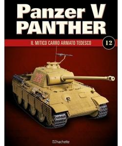 Costruisci il leggendario Panzer V Panther uscita 12