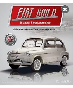 Costruisci la mitica FIAT 600 uscita 30