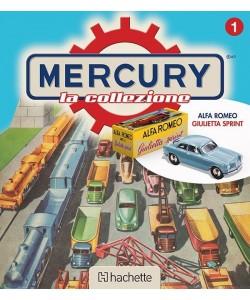 Mercury - la collezione uscita 1