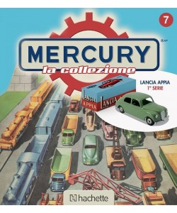 Mercury - la collezione uscita 7