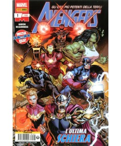 Avengers - N° 105 - Avengers - Avengers Panini Comics
