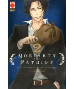 Moriarty The Patriot - N° 2 - Moriarty The Patriot - Manga Storie Nuova Serie Panini Comics