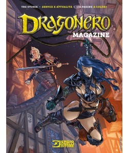 Dragonero Magazine - N° 4 - Dragonero Magazine 2018 - Bonelli Editore