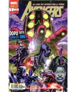 Avengers - N° 106 - Avengers - Avengers Panini Comics