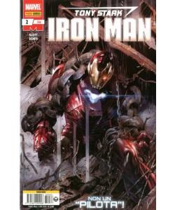 Iron Man - N° 66 - Tony Stark: Iron Man - Tony Stark: Iron Man Panini Comics