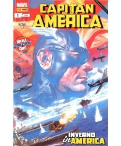 Capitan America (Nuova Serie) - N° 104 - Capitan America - Capitan America Panini Comics
