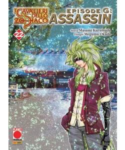 Cavalieri Zod. Ep. G Assassin - N° 22 - I Cavalieri Dello Zodiaco Episode G Assassin - Planet Manga Presenta Panini Comics