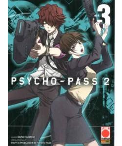 Psycho-Pass 2 (M5) - N° 3 - Psycho-Pass 2 - Manga Life Panini Comics