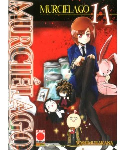 Murcielago - N° 11 - Murcielago - Manga Fiction Panini Comics