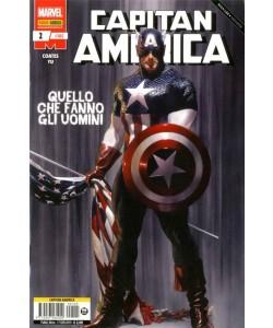 Capitan America (Nuova Serie) - N° 105 - Capitan America - Capitan America Panini Comics