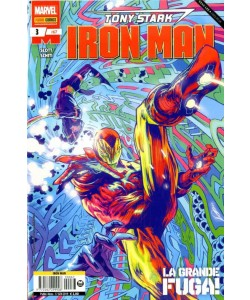 Iron Man - N° 67 - Tony Stark: Iron Man - Tony Stark: Iron Man Panini Comics