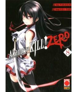 Akame Ga Kill! Zero (M10) - N° 8 - Akame Ga Kill! Zero - Manga Blade Panini Comics