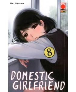 Domestic Girlfriend - N° 8 - Domestic Girlfriend - Collana Japan Panini Comics