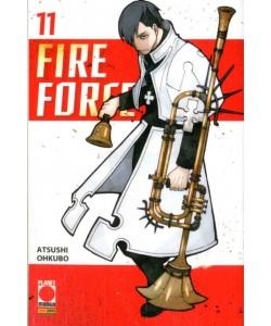 Fire Force - N° 11 - Fire Force - Manga Sun Panini Comics