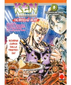 Ken Il Guerriero Ichigo Aji - N° 8 - Ken Il Guerriero Ichigo Aji - Manga Code Panini Comics