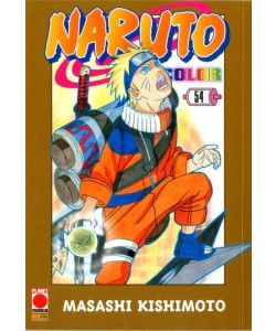 Naruto Color - N° 54 - Naruto Color - Panini Comics