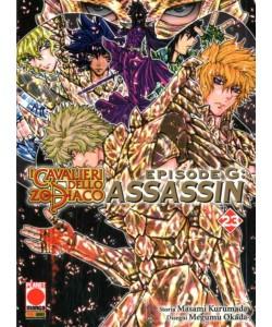 Cavalieri Zod. Ep. G Assassin - N° 23 - Cavalieri Dello Zodiaco Episodio G Assassin - Planet Manga Presenta Panini Comics