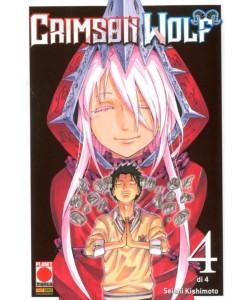 Crimson Wolf (M4) - N° 4 - Crimson Wolf - Manga Hero Panini Comics