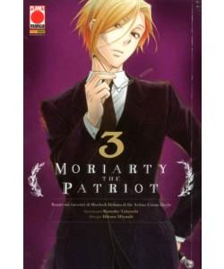 Moriarty The Patriot - N° 3 - Moriarty The Patriot - Manga Storie Nuova Serie Panini Comics