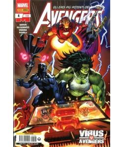 Avengers - N° 108 - Avengers 4 - Avengers Panini Comics