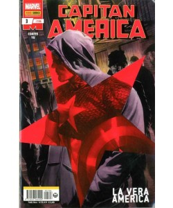Capitan America (Nuova Serie) - N° 106 - Capitan America 3 - Capitan America Panini Comics