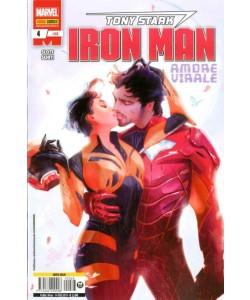 Iron Man - N° 68 - Tony Stark: Iron Man 4 - Tony Stark: Iron Man Panini Comics