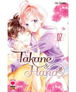 Takane & Hana - N° 7 - Takane & Hana - Manga Heart Panini Comics