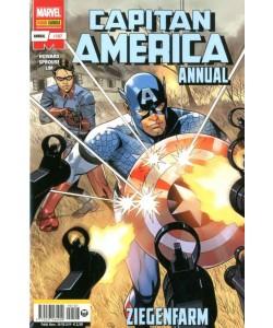 Capitan America (Nuova Serie) - N° 107 - Capitan America Annual 1 - Capitan America Panini Comics