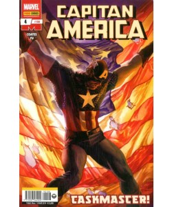 Capitan America (Nuova Serie) - N° 108 - Capitan America 4 - Capitan America Panini Comics