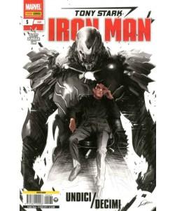 Iron Man - N° 69 - Tony Stark: Iron Man 5 - Tony Stark: Iron Man Panini Comics