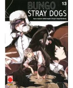 Bungo Stray Dogs - N° 13 - Bungo Stray Dogs - Manga Run Panini Comics