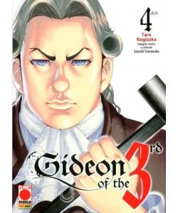 Gideon Of The 3Rd (M8) - N° 4 - Gideon Of The 3Rd - Manga Icon Panini Comics